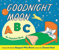 NEW Goodnight Moon ABC Board Book: An Alphabet Book by Margaret Wise Brown