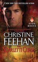 NEW The Scarletti Curse (Scarletti Dynasty, Book 1) by Christine Feehan