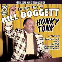 NEW Honky Tonk: The Very Best of Bill Doggett (Audio CD)