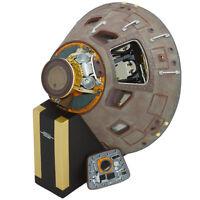 NASA Apollo 11 Command Module Space Capsule Desk Top Display Moon Model 1/25 New