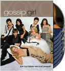 Gossip Girl - The Complete Second Season (DVD, 2009, 7-Disc Set)