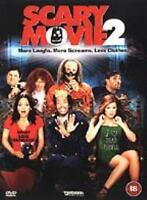 Scary Movie 2 Genuine UK DVD – FAST DISPATCH. REGION 2 Dvd. FREEPOST.