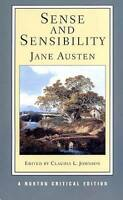 NEW Sense and Sensibility (Norton Critical Editions) by Jane Austen
