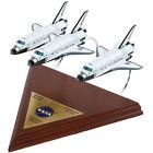 NASA Space Shuttle Atlantis Discovery Endeavor Desk 1/200 Model ES Collection