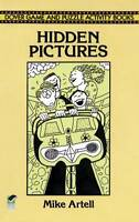NEW Hidden Pictures (Dover Children's Activity Books) by Mike Artell