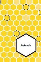 NEW Etchbooks Deborah, Honeycomb, College Rule by Etchbooks