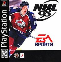 NHL '98 PS1 PLAYSTATION 1 DISC ONLY