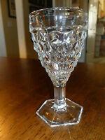 Fostoria - Stem # 2056 - Wine Glass  - American Clear