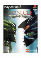 Bionicles Heroes ( PlayStation 2 PS2 ) ( PAL ) Complete