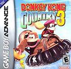 Donkey Kong Country 3 (Nintendo Game Boy Advance, 2005) - European Version