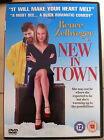 Renee Zellweger Harry Connick Jr NUEVO IN TOWN ~ 2009 Comedia Romántica GB DVD