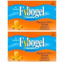 Fybogel Orange Natural Fibre Drink - 60 Sachets