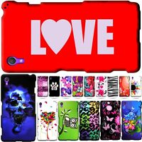 Protective Hard Snap On Unique Design Phone Cover Slim Case for Sony Xperia Z2