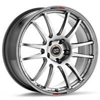 "ENKEI GTC01 18x9"" Racing Wheel Wheels 5x114.3 ET18 HB"