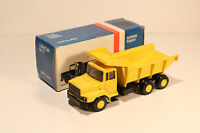 "VINTAGE RARE""LION CAR"" METAL DIECAST TRUCK(15.5 SM) ""DAF""2800 TOY/MINT WITH BOX"