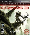 BRAND NEW Sealed Crysis 3 -- Hunter Edition (Sony PlayStation 3, 2013)