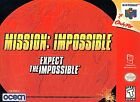 Mission: Impossible (Nintendo 64, 1998) - European Version