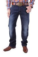 Diesel Herren Jeans Hose Larkee 0831T Straight Leg #R2
