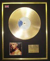 FAITH EVANS FAITH CD GOLD DISC LP FREE P+P!