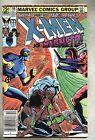 Uncanny X-Men #150-1981 vg+/vg  X Men Magneto Giant