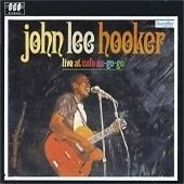 John Lee Hooker - Live at Cafe Au-Go-Go (CD)  NEW/SEALED  SPEEDYPOST