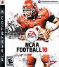 BRAND NEW Sealed NCAA Football 10 (Sony PlayStation 3, 2009)