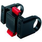 Klickfix Lenker Adapter 22-26mm für Körbe Taschen Kartenhalter kurz