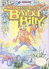 Adventures of Bayou Billy (Super Nintendo Entertainment System, 1989)