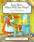 USED (GD) Jesse Bear, What Will You Wear? by Nancy White Carlstrom