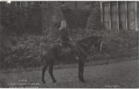 POSTCARD ROYALTY Prince Edward of Wales