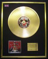 PUBLIC ENEMY CD GOLD DISC LP FREE P+P!