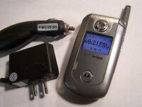 GOOD!!! Motorola E815 Camera GPS Bluetooth Video Speaker Flip VERIZON Cell Phone