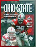 Ohio State OSU Buckeye Football Program, Wisconsin 2004