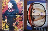 Lafee / Christina Aguilera Poster
