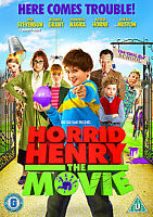 Horrid Henry: The Movie DVD New/Sealed