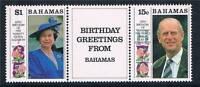 Bahamas 1991 Royal Birthdays SG913/4 MNH