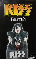 KISS fountain Ace Frehley Gene Simmons Paul Stanley Blood Halloween Xmas Gift