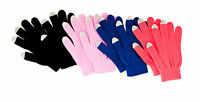 Plixio Winter Men Women Touch Screen Gloves Capacitive Smartphone Tablet Knit
