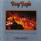 Deep Purple - Made in Europe (Live) (1990) CD NEW/SEALED SPEEDYPOST