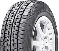 1 x Winterreifen Reifen 215/65 R16 106/104 T Hankook RW06 DOT 3213