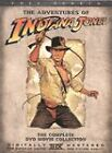Indiana Jones - The Adventure Collection (DVD, 2003, 4-Disc Set, Full Frame)