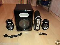 Philips SPA9350 2.1 Multimedia Soundsystem f. PC&Mac, sehr gepflegt, 1J.Garantie