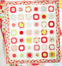 Dottie - fun modern pieced quilt PATTERN - Cluck Cluck Sew