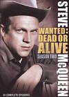 Wanted Dead Or Alive - Season 2 (DVD 2010, 4-Disc Set) Steve McQueen Brad Dexter