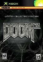 DOOM 3 COLLECTORS EDITION ORIGINAL XBOX DISC ONLY