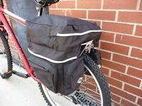 ETC TRIPLE PANNIER CYCLE/ BIKE BAGS PANIER BAG SET 600D CYCLE BRAND NEW