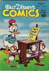 Walt Disney's Comics and Stories #78