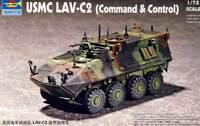 Trumpeter - USMC LAV-C2 Command & Control APC M240 Modell-Bausatz - 1:72 NEU kit