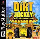 Dirt Jockey: Heavy Equipment Operator (Sony PlayStation 1, 2003)