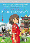 Spirited Away (DVD, 2007)